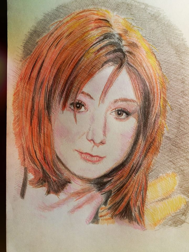 Alyson Hannigan by JFG